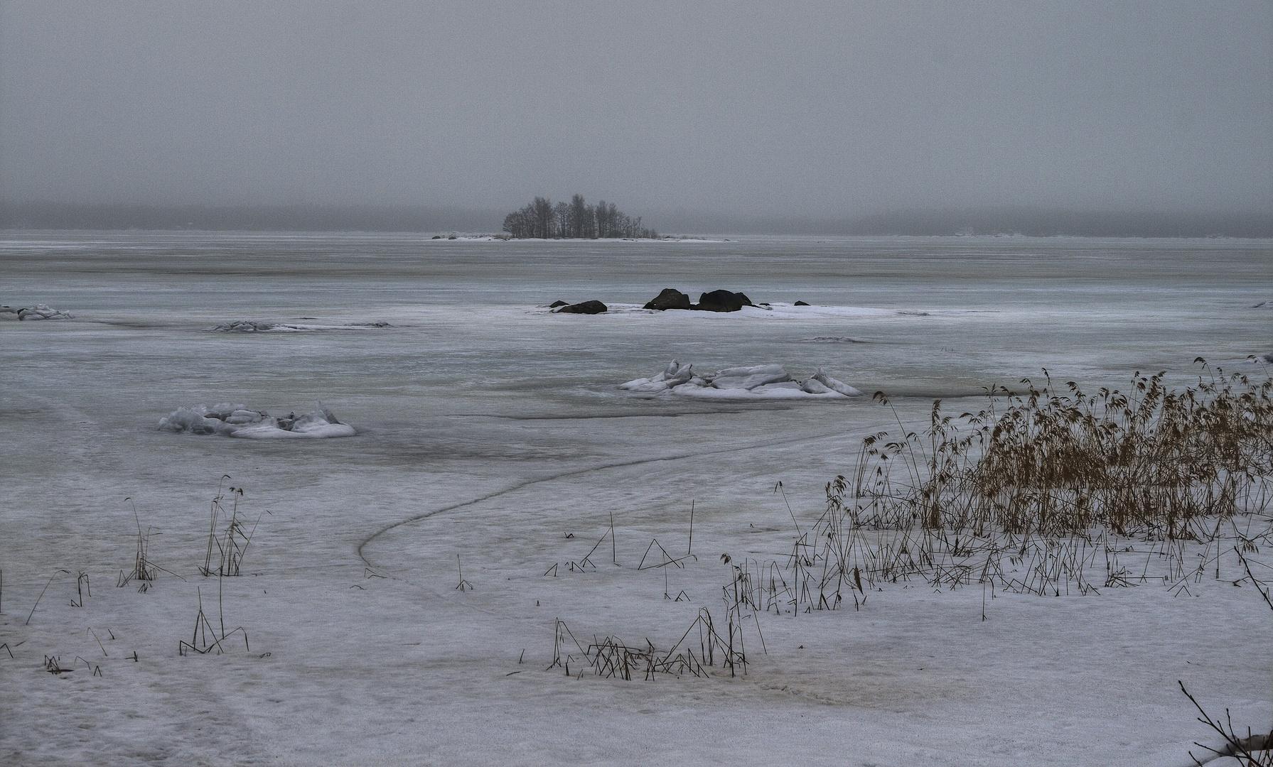 La mer gelée