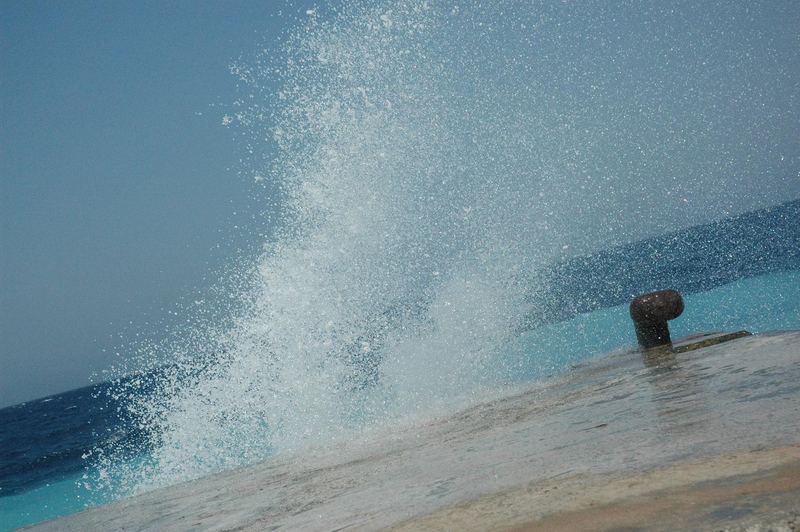 la mer... si calme