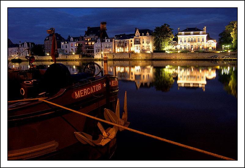 La Meuse à Namur