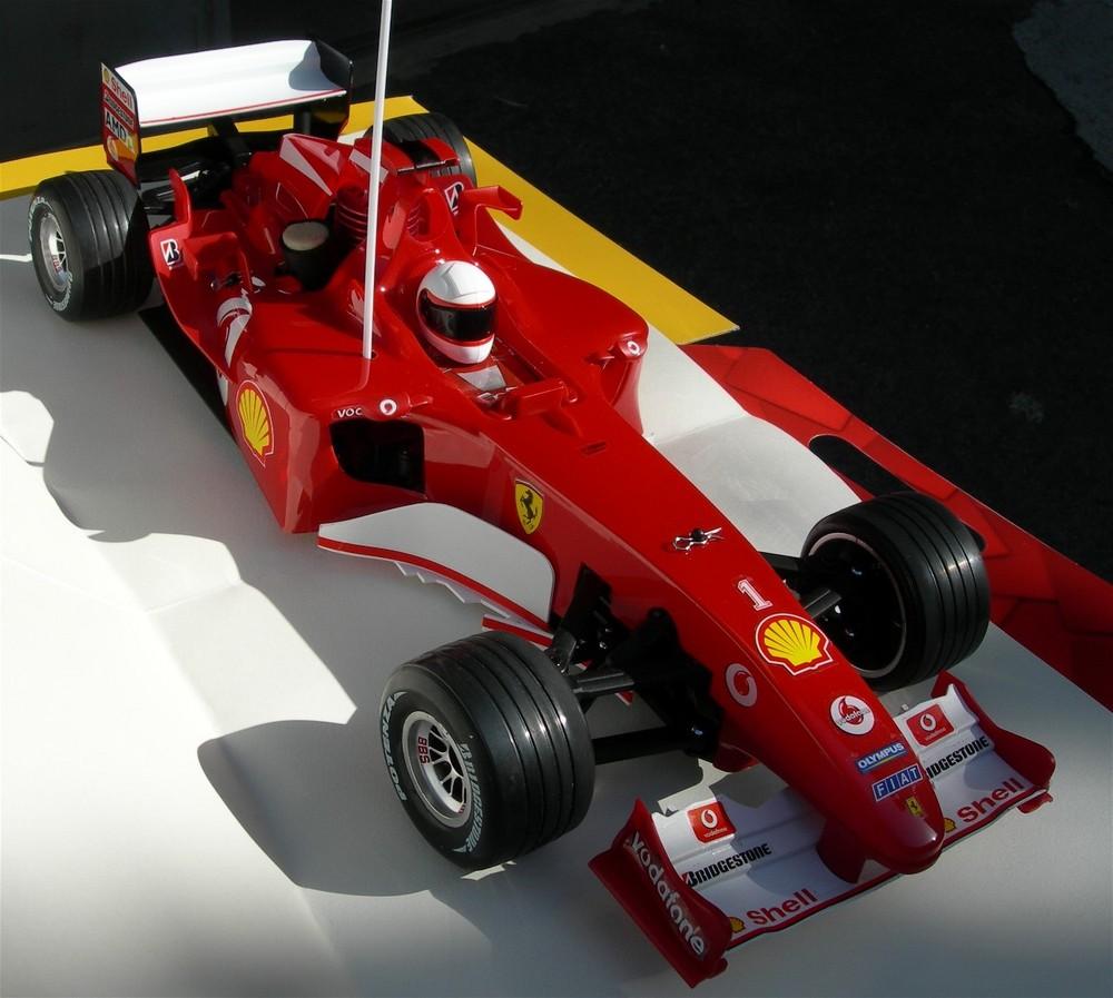 La mia Ferrari 2004, 3 anni di lavoro. Favolosa!
