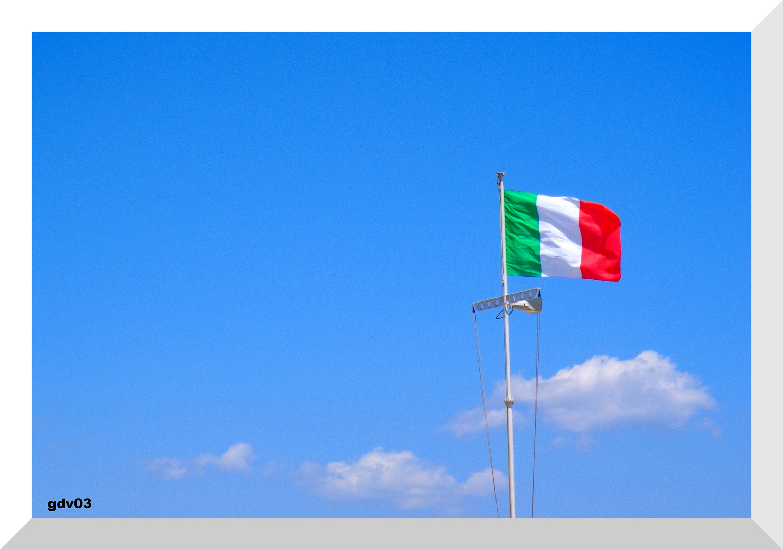 La mia Patria Italia