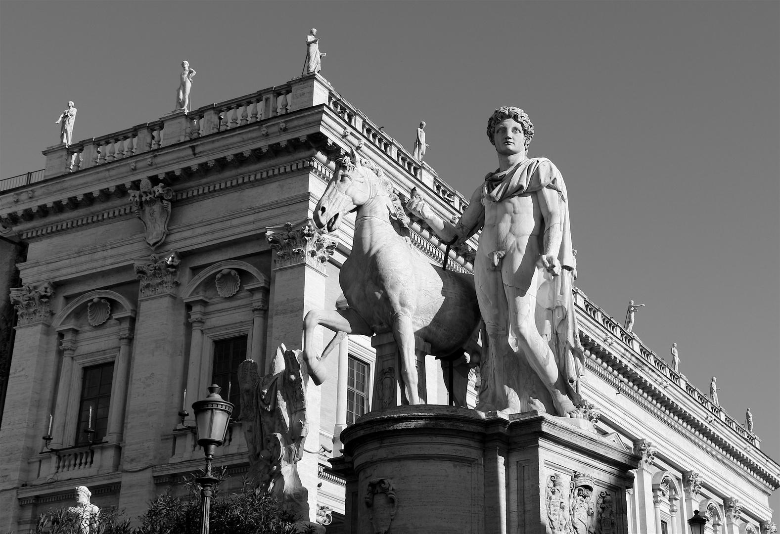 La mia vecchia Roma...