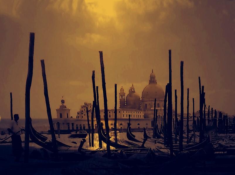 """la """"mia"""" Venezia 34"""