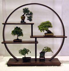 La mini forêt zen ....