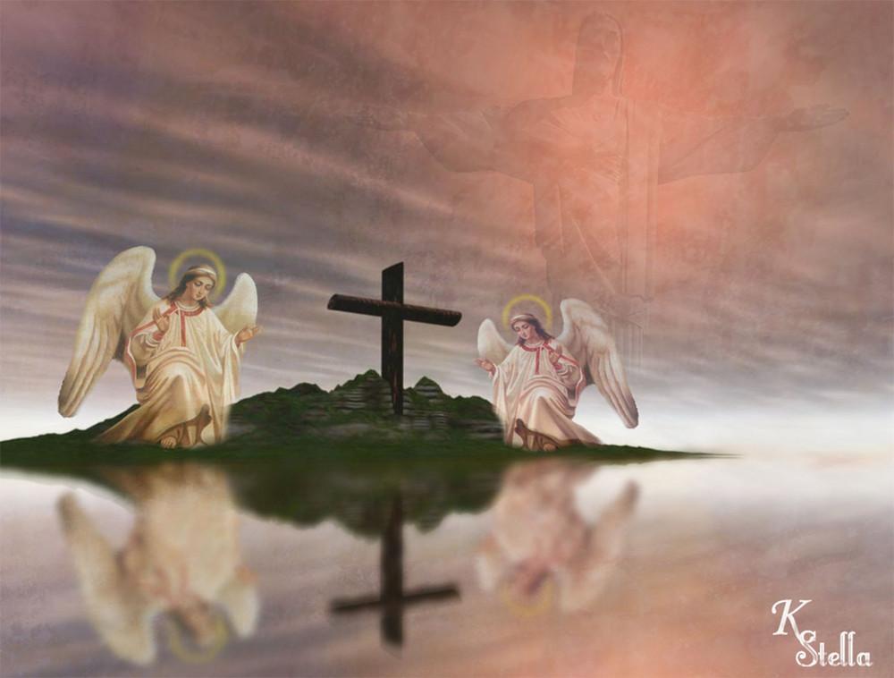 La mirada de Cristo