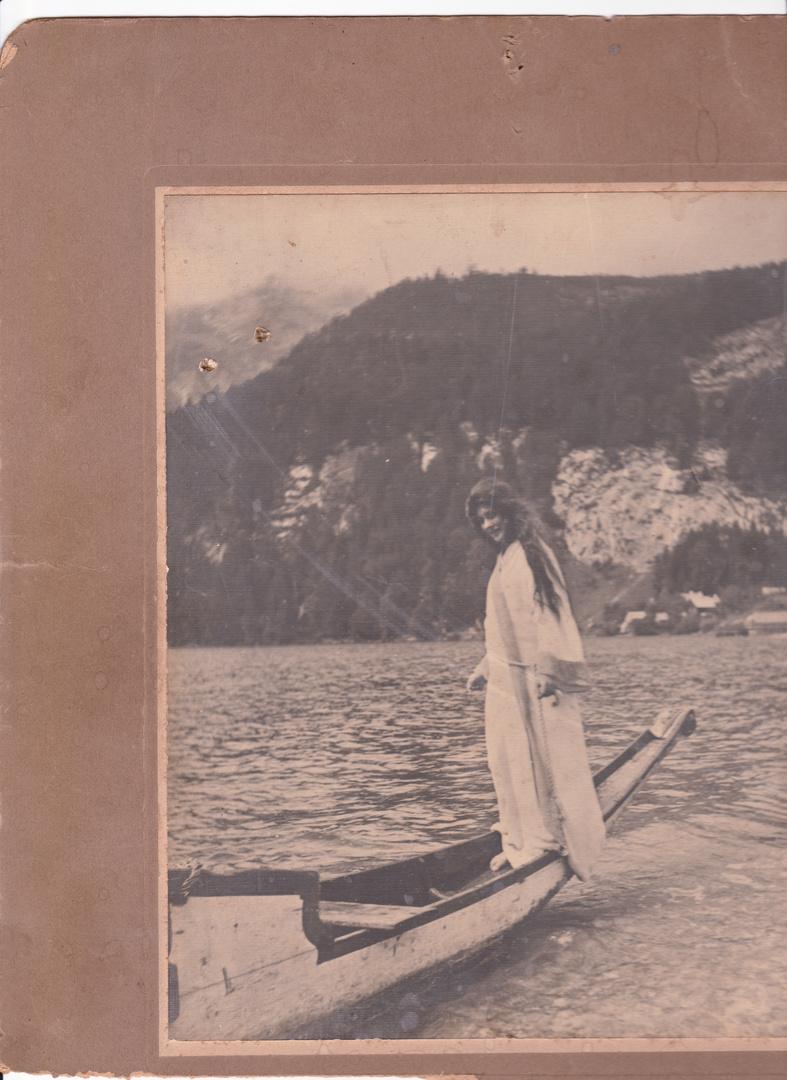 La misteriosa donna del lago (1910)