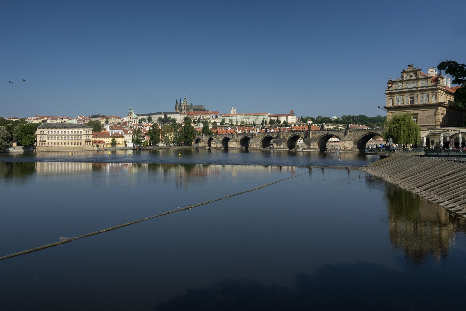 La Moldava, Praga