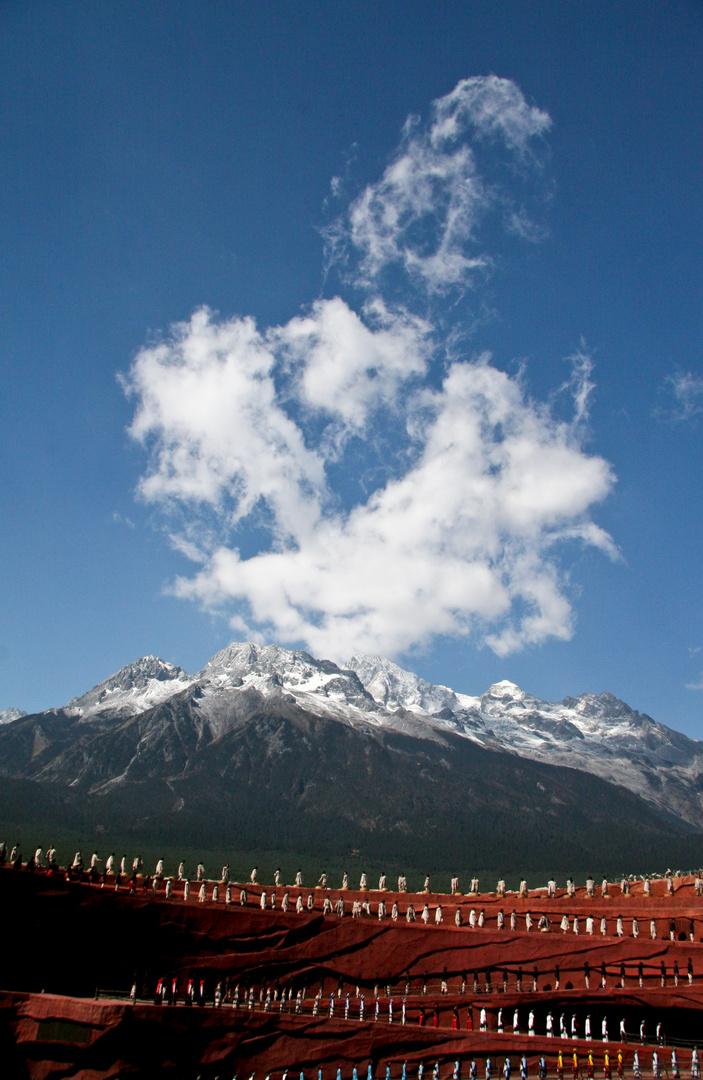 La Montagne du Dragon de Jade III
