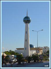 La mosqué d'ennasr ( Tunis )