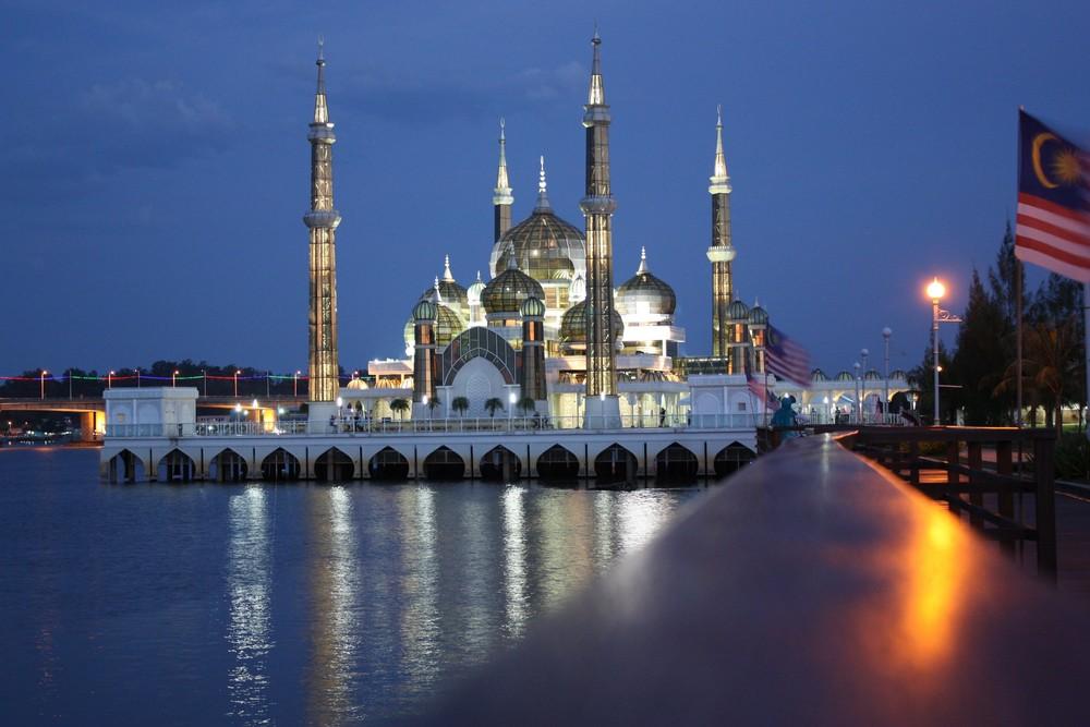 la mosquée cristal