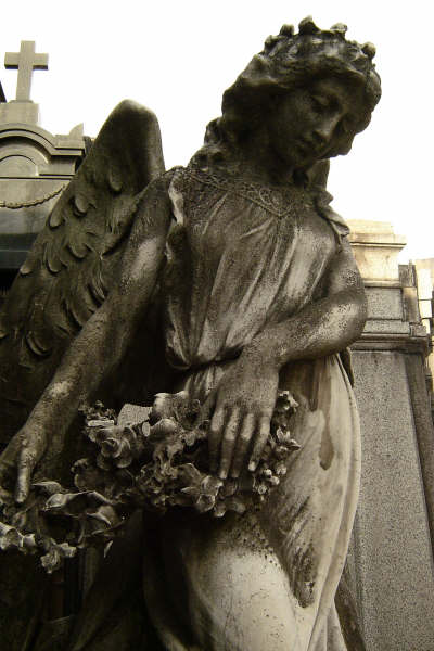 La mujer ANGEL