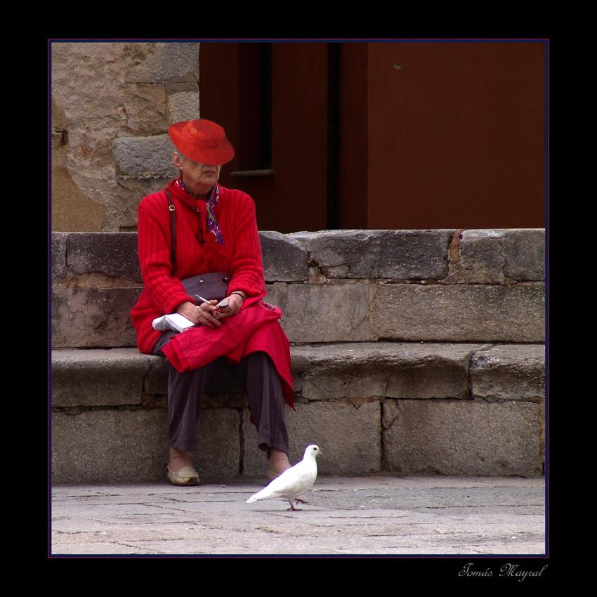 La Mujer de Rojo