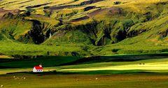 La natura e l'uomo in Islanda