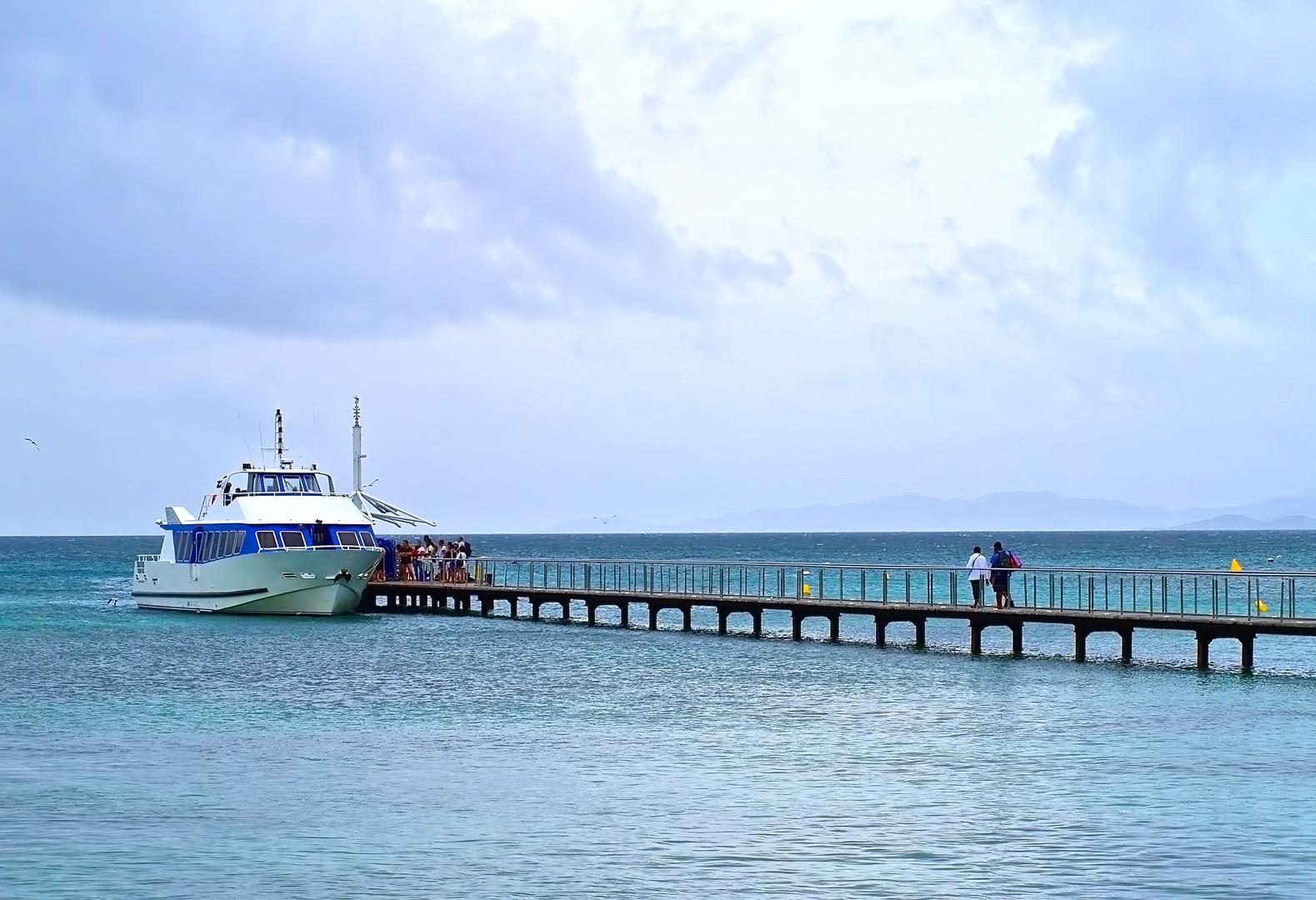 La navette des îles