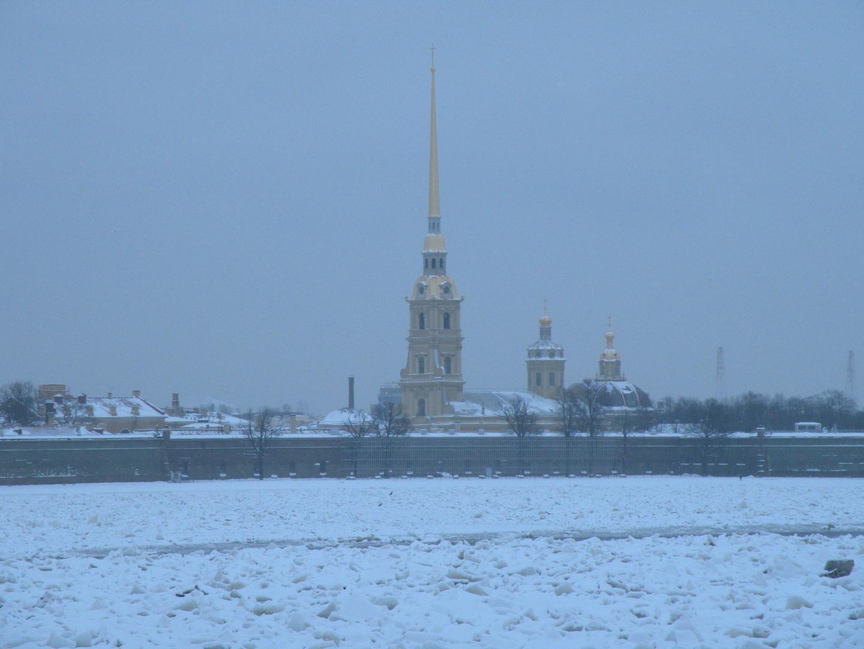 La Neva e la neve