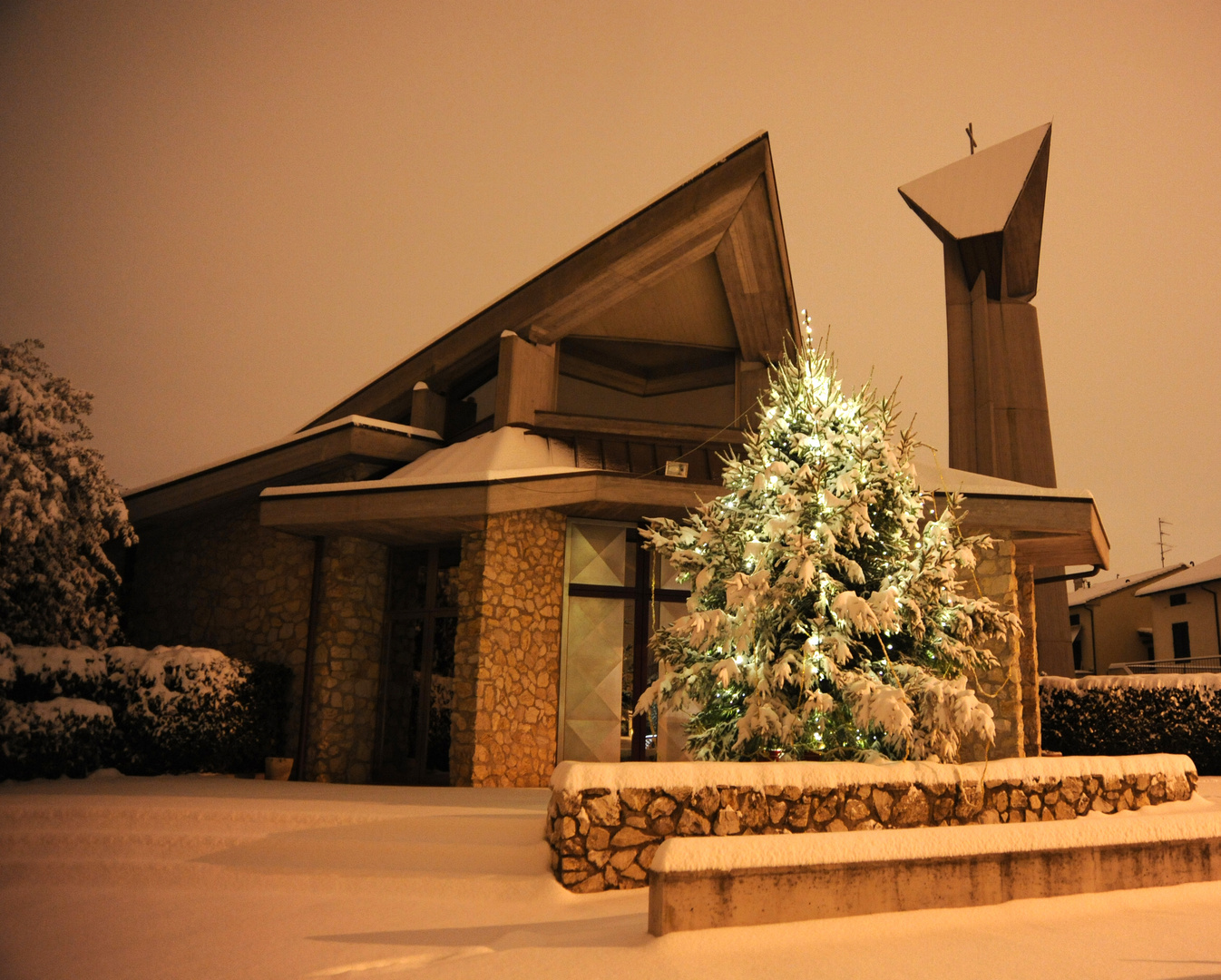 La nevicata del 2010