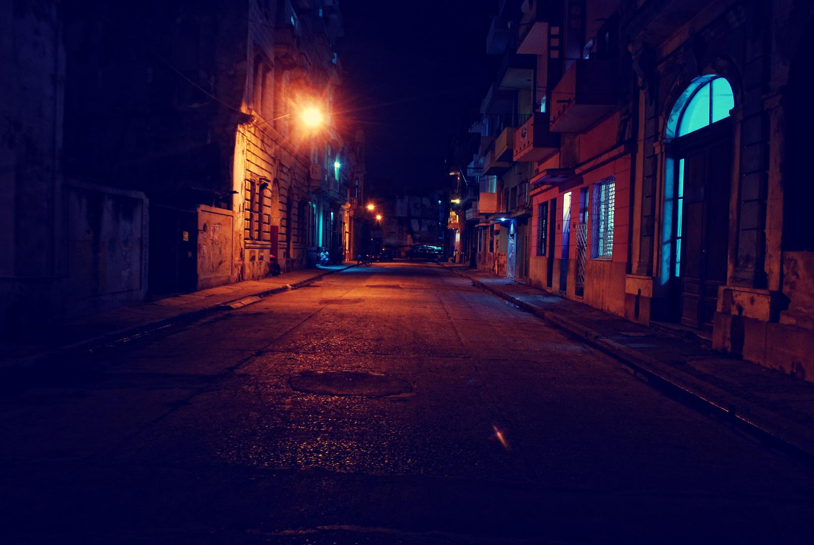 La noche encima