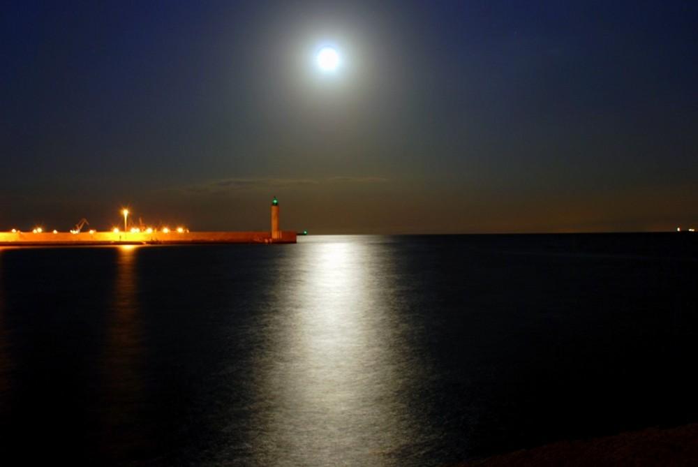 La Notte , Il Mare , La Luna