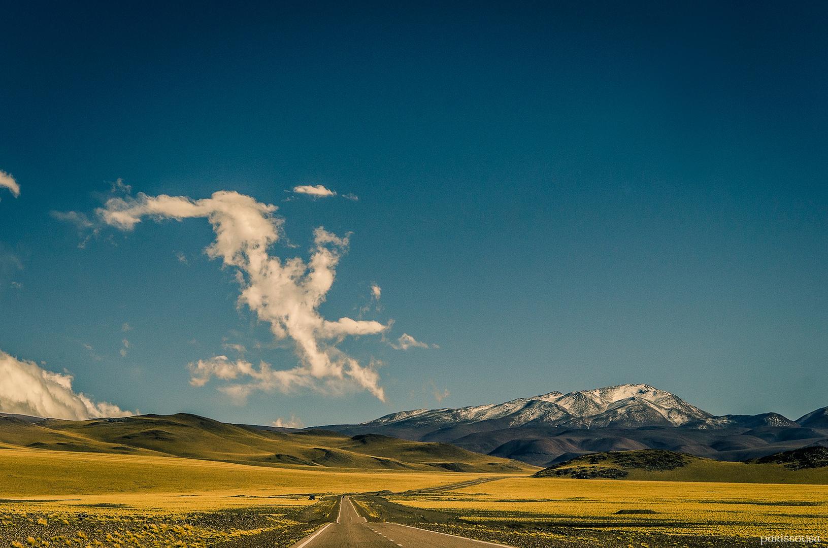 La nube corredora