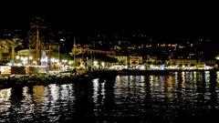 La nuit à Santa Margherita