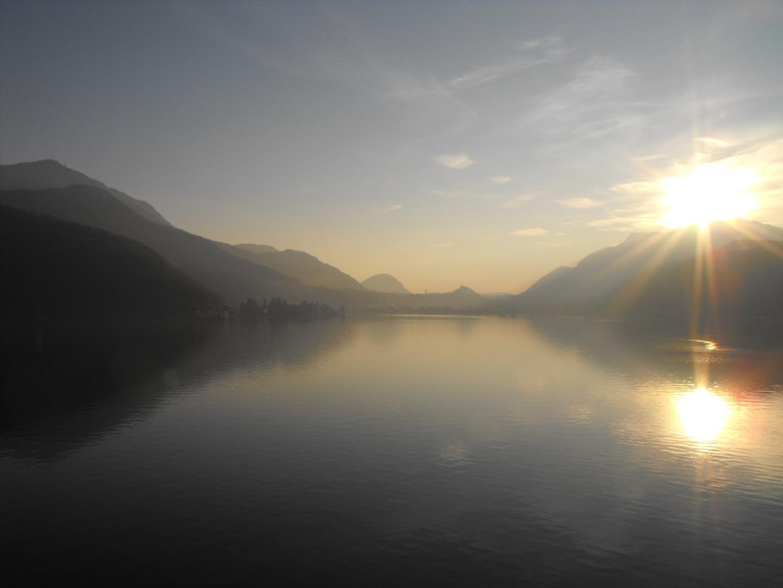 La pace del lago
