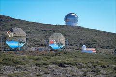 La Palma 2015 - Nr. 8 - Observatorium Roque de los Muchachos