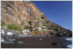 La Palma, einsame Badebuchten