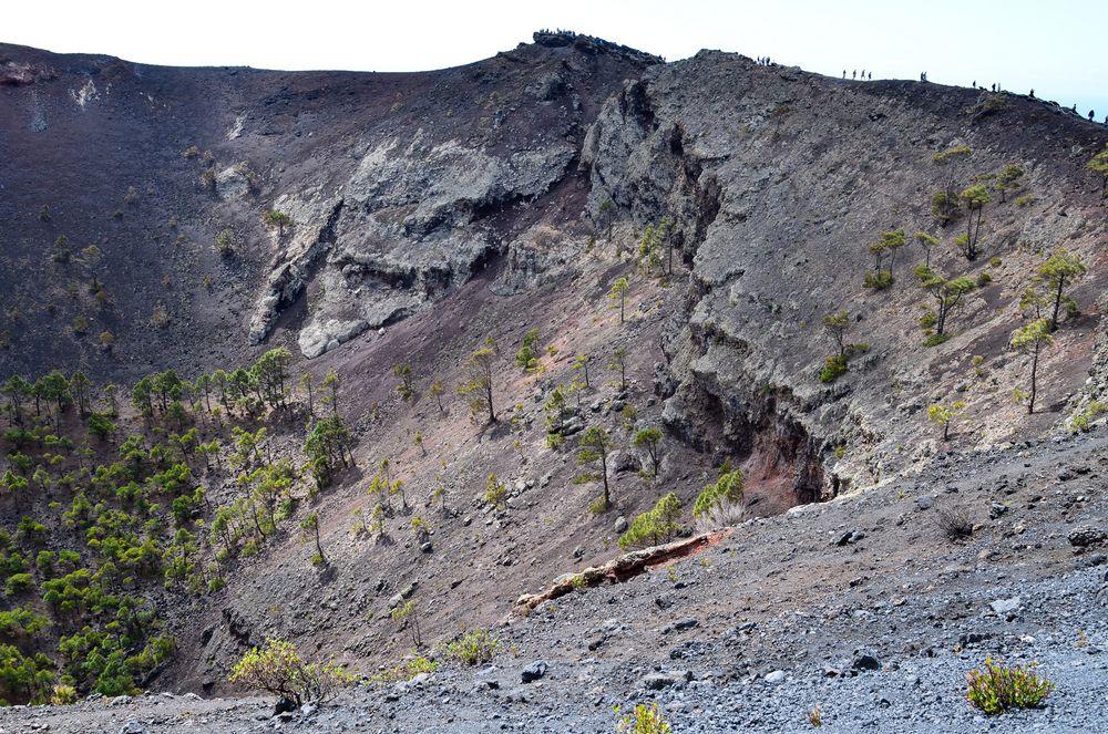 La Palma - Impressionen - Krater St.Antonio - Nr. 15