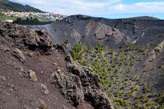 La Palma - Impressionen - Krater Vulkan St.Antonio - Nr. 14