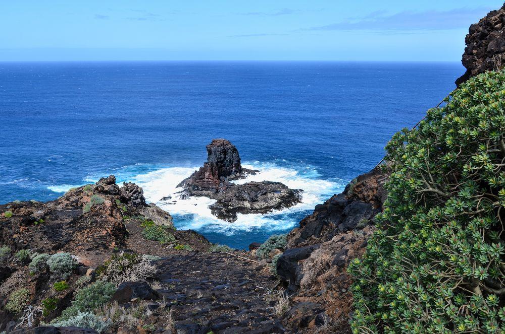La Palma - Impressionen - Puerto de Garafia - Nr. 13