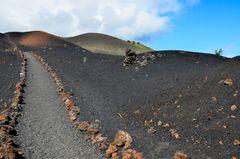 La Palma - Impressionen - Vulkanlandschaft - Nr. 19