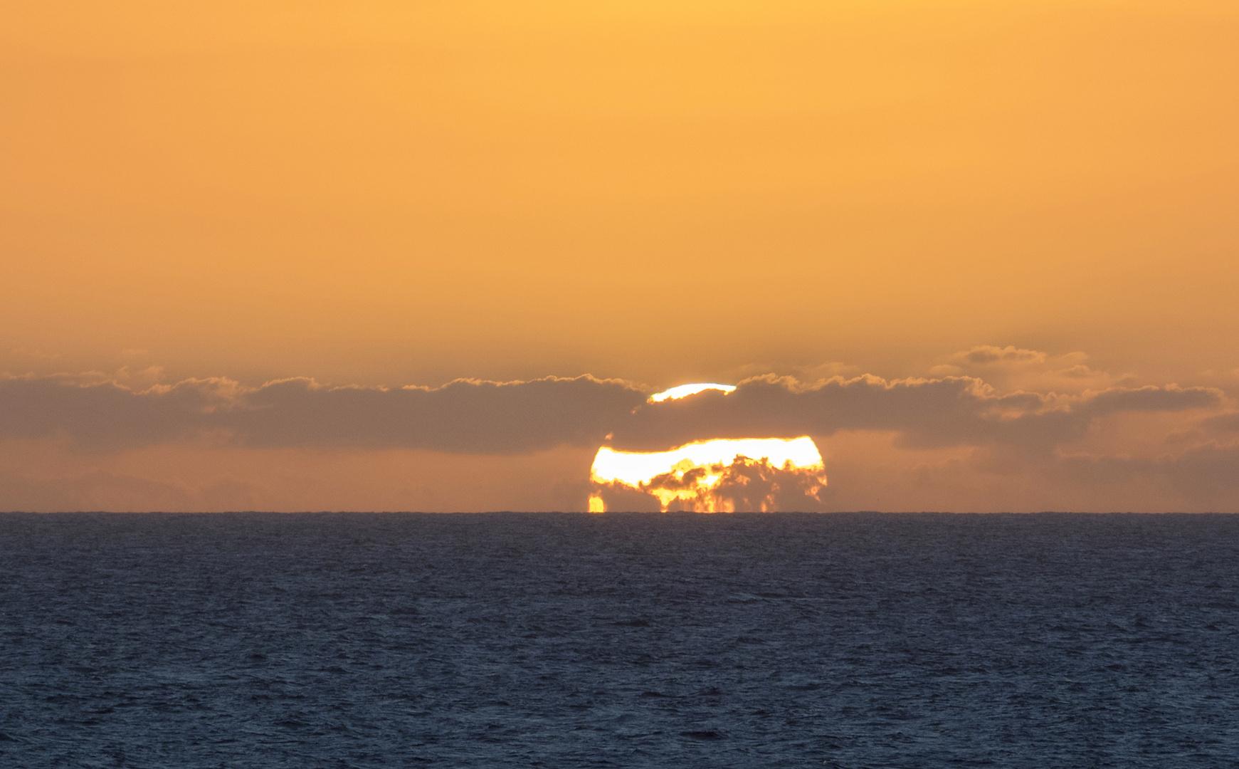La Pared Sunset