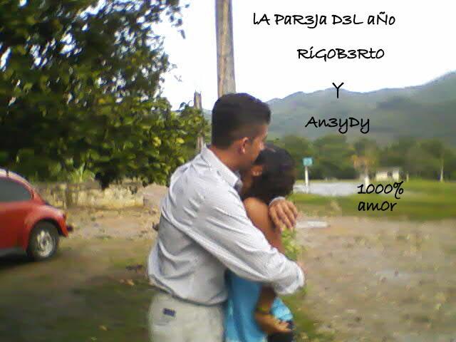 LA PAREJA DEL AÑO ( CON TODO AMOR RIGO Y ANEYDY)