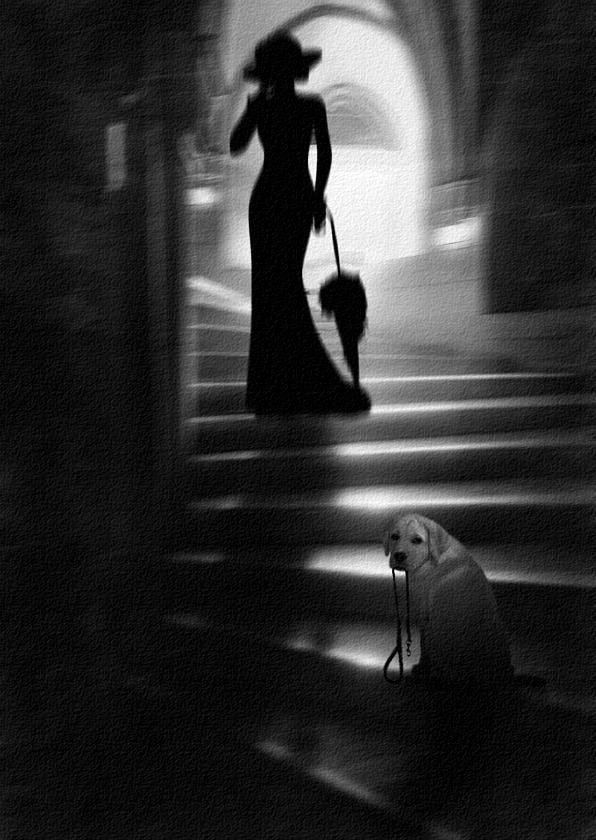 La passeggiata...