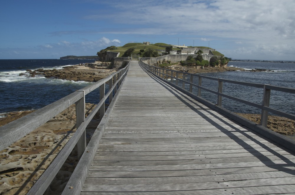 La Perouse (The French Island in Botany Bay)