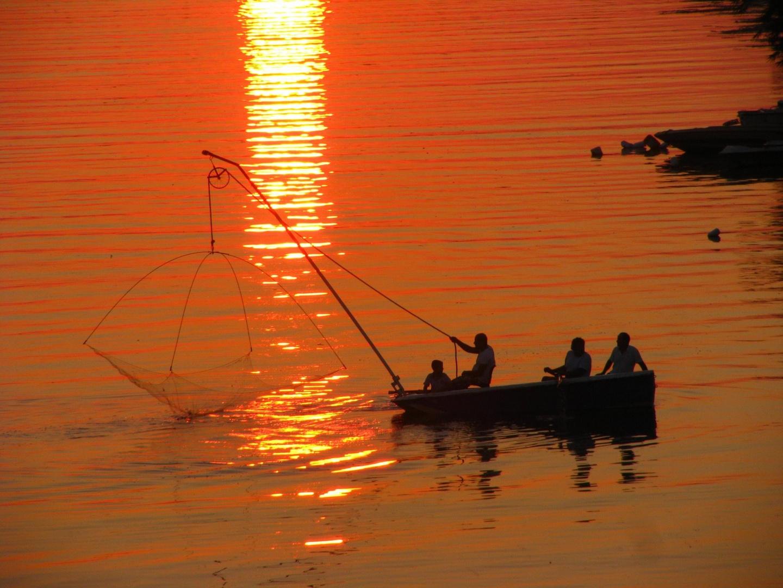 La pesca rossa