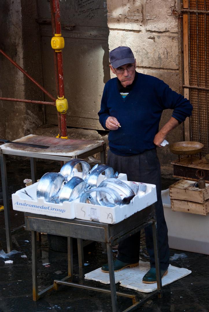 La pescheria Catania 3