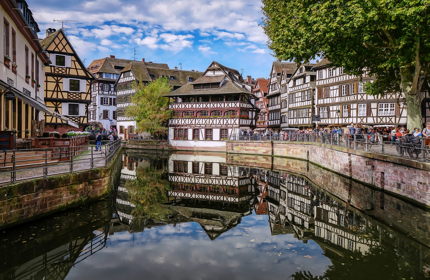 """""""La Petite France"""" - Straßburg"""