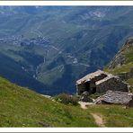 La petite maison de montagne.