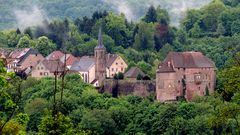 """La Petite Pierre"" (67) Alsace"