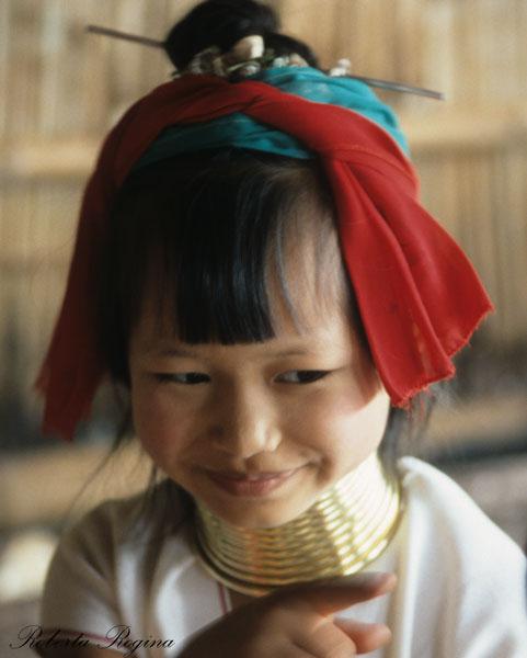 La piccola maestrina thailandese