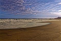 la plage en or (ravine des sables)