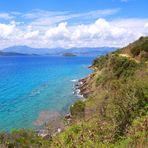 La Pointe Kongou au nord de Nouméa - Exercice hebdomadaire: les paysages