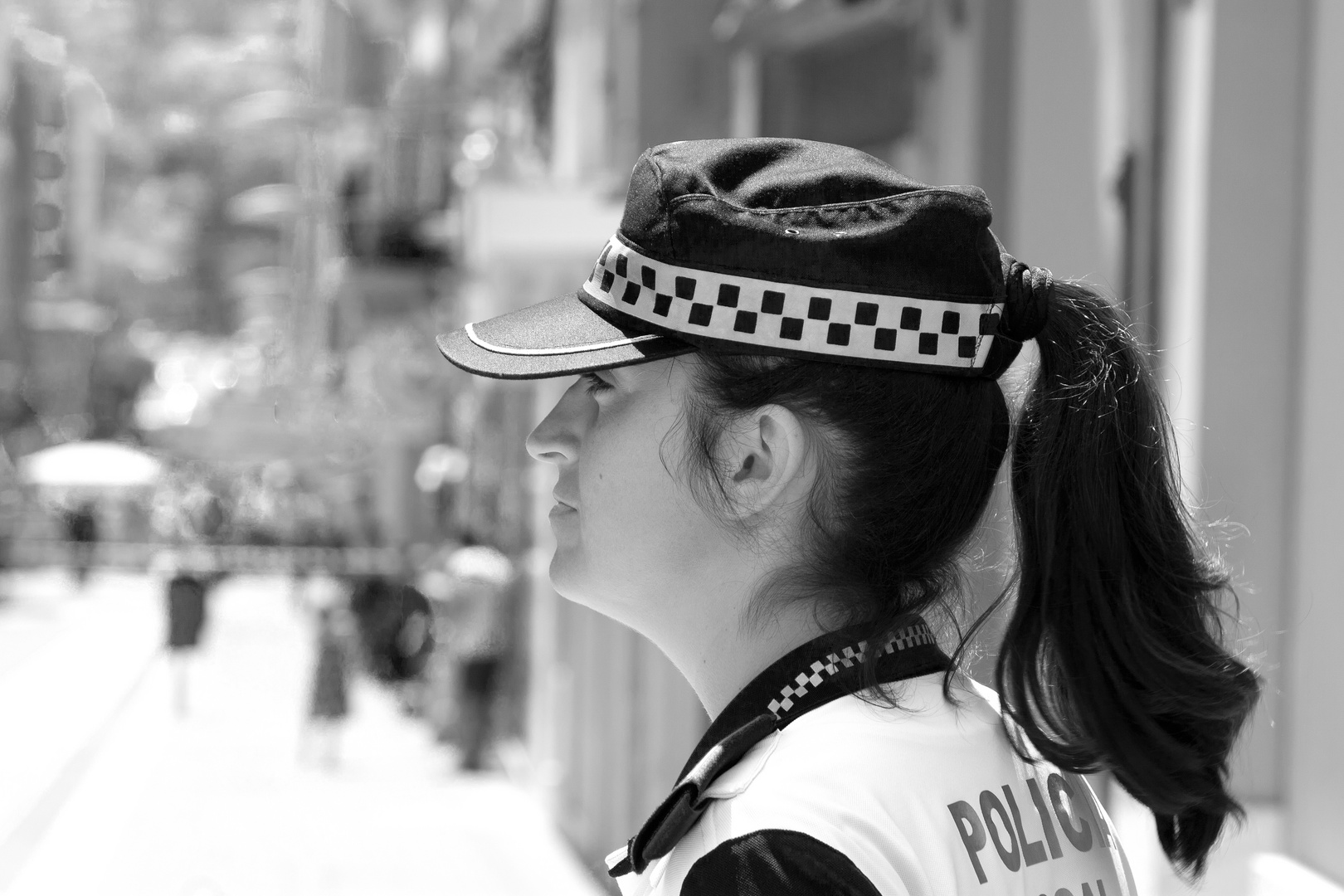 LA POLICIA