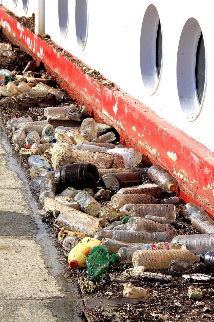 La pollution de la Seine à Rouen