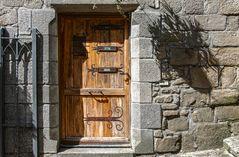 La porte aux boites