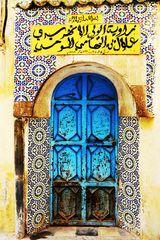 La Porte Bleu, Marrakesh