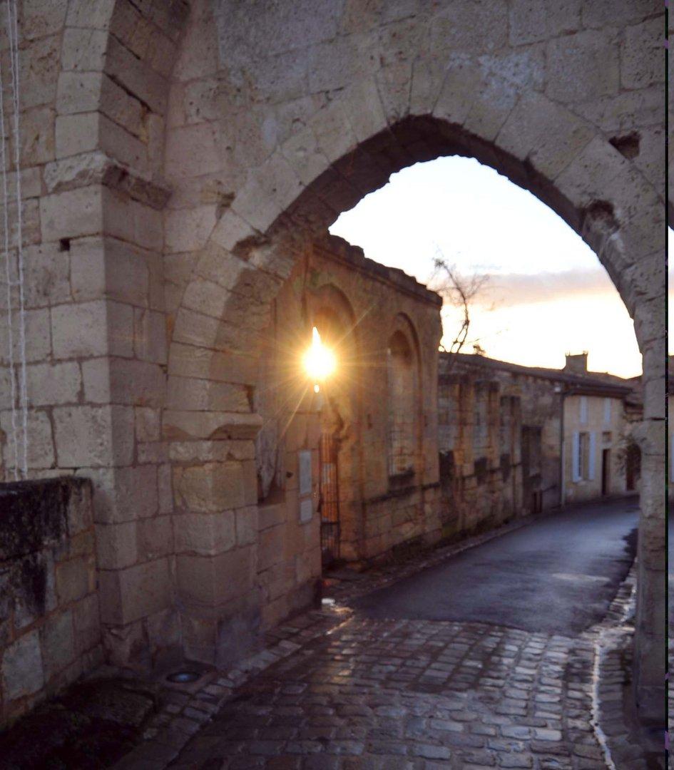 la porte ensoleillé (st émilion (33) with aixoise )
