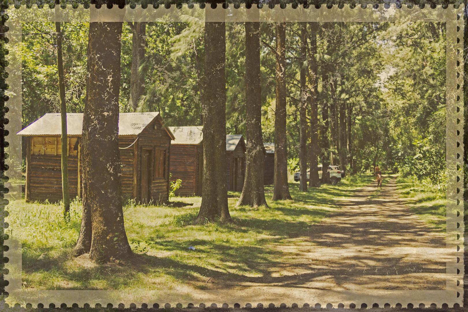 La postal del recuerdo