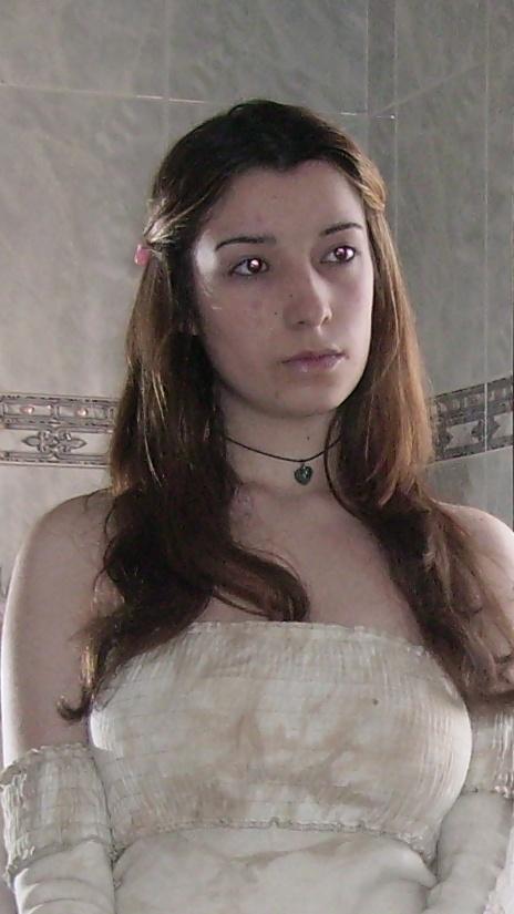 la princesa de los ojos rojos